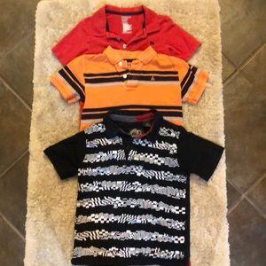 Other - Boys polo collar shirts size 5